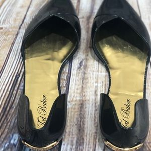 47885a70fe69 Ted Baker Shoes - Ted Baker Dawfodyl jelly ballet flats sz 41